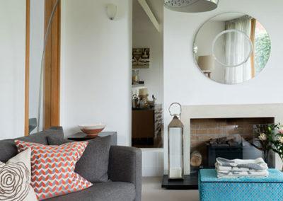 Studio 12 Designs - Family Room