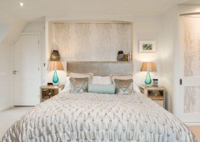 Studio 12 Designs - Master Bedroom