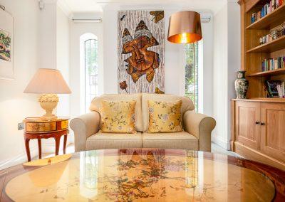 Studio 12 Designs - Buddha Sofa