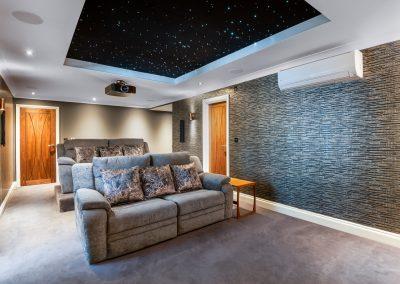Studio 12 Designs -Cinema Room
