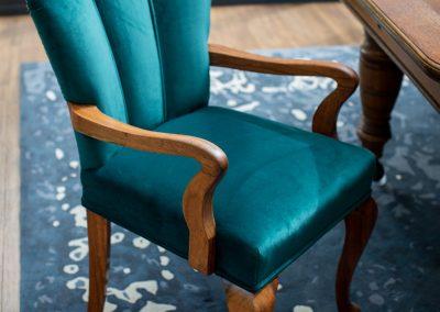 Studio 12 Designs - Scallop Chair